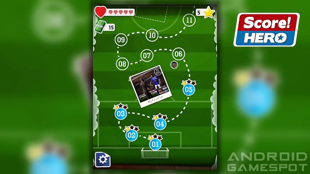 Top 5 Best FREE Football Games For Android 2017 (High Graphics)