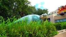 Dinosaure disney Royaume dernière pré remise à neuf balade par le biais Animal |
