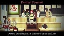RAP De Los Uzumaki [|Naruto/Naruto Shippuden|] AKINO (2017)