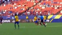 Costa Rica vs French Guiana 3-0 All Goals & Highlights