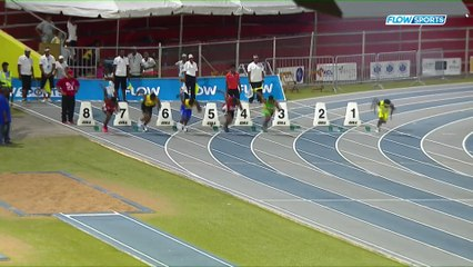 2017 CARIFTA GAMES - Boys Under-20 100m--Compton Caesar