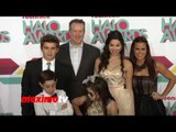 Kira Kosarin & The Thundermans Cast 2013 TeenNick HALO Awards Orange Carpet Arrivals