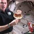 Have you ever wondered how to make a PB&J in space [Mic Archives]