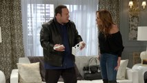 FIRST LOOK: 'King of Queens' Stars Leah Remini and Kevin James Hilariously Reunite on 'Kevin Can Wait'
