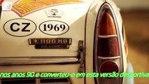 ŠKODA 1100 MB Rallye (1967) - Driven by Desire