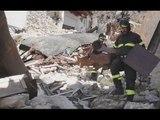 Castelluccio di Norcia (PG) - Terremoto, recupero beni in attività commerciali (26.04.17)