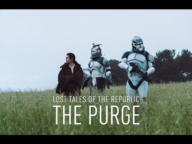 Force Storm's IndieGoGo! - The Lost Tales of the Republic: The Purge