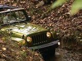 Jeep Wrangler Unlimited Off-Road