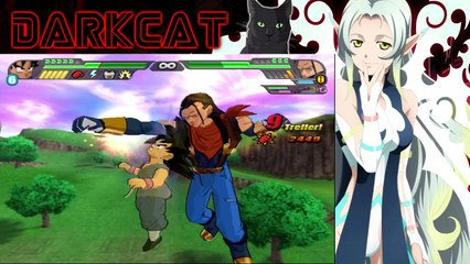 Dragonball Z Budokai Tenkaichi 3 - Kid Goku GT vs Villians