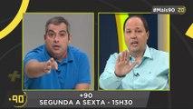 Declarações de Alexandre Mattos apimentam vestiário do Palmeiras
