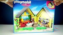 Playmobil City Life Dollhouse Building Set Bui