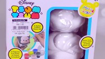 Disney Tsum Tsum Paint Your Own Disney Tsum Tsum Figures My Little Pony Rainbow Power-V