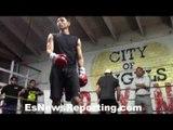 "Ryan ""KingRy"" Garcia undercard Canelo Chavez jr -EsNews Boxing"