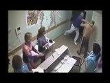 CCTV footage: Russian doctor kills patient for molesting nurse