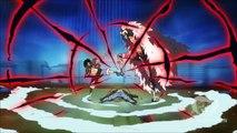 Luffy vs Doflamingo Conquerors Haki Clash One Piece 723 [HD] 1080p