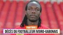 Décès du footballeur Ivoiro-Gabonais Brou Apanga