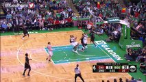 Isaiah Thomas & Isaiah Canaan Exchange Words - Bulls vs Celtics - Game 5 - 2017 NBA Playoffs - YouTube