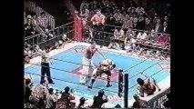 Genichiro Tenryu/Shiro Koshinaka vs Masahiro Chono/Genichiro Tenzan (New Japan June 5th, 1998)