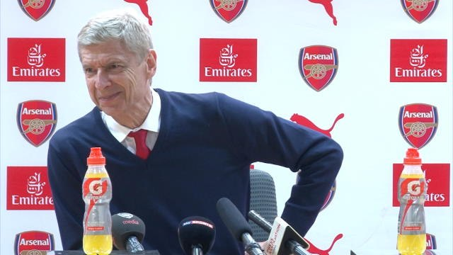 Arsenal not driven to end Spurs title hopes - Wenger