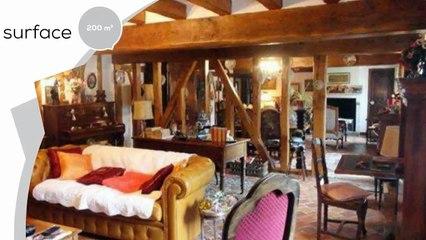 A vendre - Maison/villa - Chevillon sur huillard (45700) - 6 pièces - 200m²