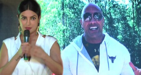 Dwayne Johnson Special Message For Indian Fans