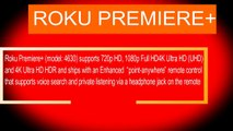 Roku Premiere and Premiere plus | How to set-up Roku premiere and premiere+
