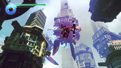 Gravity Rush 2 X NieR Automata - Vidéo DLC Costume de Gravity Rush 2