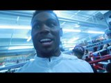 "JERMELL CHARLO NOT A FAN OF ""CANELO WEIGHT"""