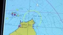 Tunisie: trafics et vedettes ultra-rapides, la marine s'active