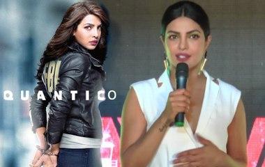 Priyanka Chopra Talking About Quantico Season 3