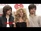 The Band Perry iHeartRadio Music Festival 2013 - Kimberly Perry, Reid Perry, Neil Perry
