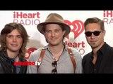 Hanson iHeartRadio Music Festival 2013 - Taylor Hanson, Zac Hanson, Isaac Hanson