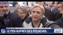 Zap politique 27 avril : Marine Le Pen s'en prend à BFMTV, sa visite chez Whirlpool commentée (vidéo)