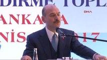 Bakan Soylu, Narkotik Suçlarla Mücadele Değerlendirme Toplantısı'nda Konuştu