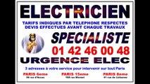 SOS DÉPANNAGE URGENT ÉLECTRICITÉ PARIS 14eme - ELECTRICIAN IN PARIS - ÉLECTRICIEN AGRÉÉ 75014 PARIS