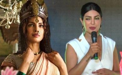 Priyanka Chopra Talks About Cameo In PADMAVATI