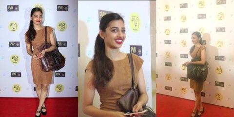 Radhika Apte At MAMI 2017