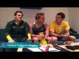 Matt Cowdrey - Second blog, Paralympics 2012