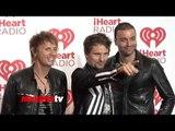 Muse iHeartRadio Music Festival 2013 - Matthew Bellamy, Christopher Wolstenholme, Dominic Howard