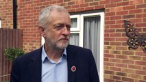 Corbyn: Tories have reduced to personal name calling