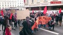 Rennes. Un millier de manifestants contre Le Pen et Macron