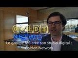 Adrien Labastire, directeur de Golden Network