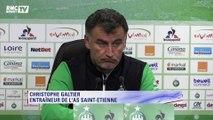 Christophe Galtier : ''A mes yeux, Stéphane Ruffier est le meilleur gardien de notre championnat''