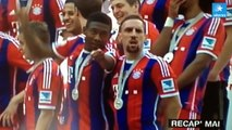 This Is Why Franck Ribéry Is One Of The Most Funniest Football Player! ⚽