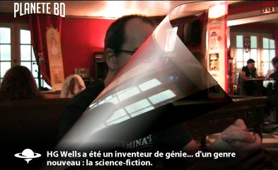 Vidéo de H.G. Wells