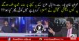 Daniyal Aziz got hyper When Hamid Mir and Murad Saeed show him his real face. Watch video -
