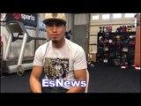 Mikey Garcia Breaks Down Errol Spence vs Kell Brook  - EsNews Boxing