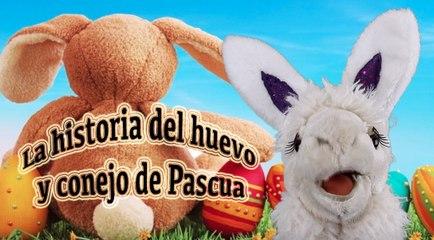 La Historia del Huevo y conejo de Pascua -Videos educativos infantiles/Episodio 9/10