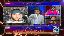 Khara Sach Luqman Kay Sath - 27th April 2017