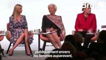 Ivanka Trump défend le féminisme de son père au G20 des femmes
